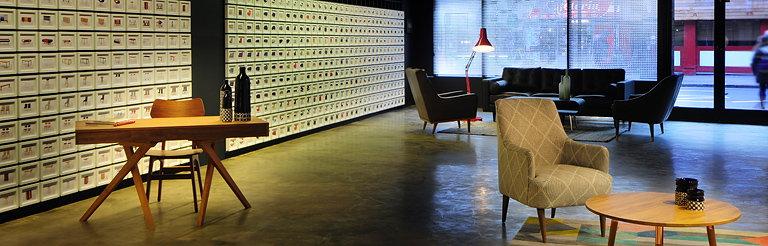 bureau de change designs flagship in soho. Black Bedroom Furniture Sets. Home Design Ideas