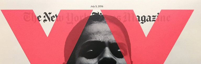 New York Times Magazine Typography: New Exhibit at Type Directors Club