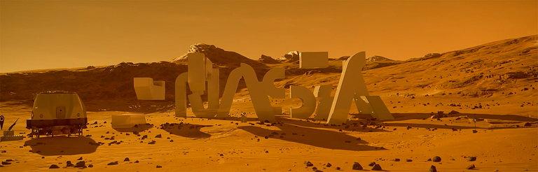 New Identity for NASA Hybrid Reality Lab