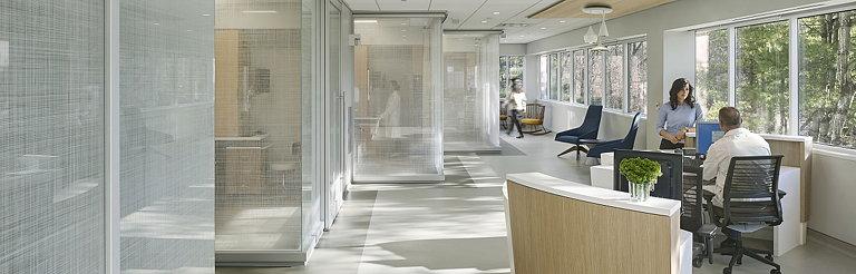 IIDA Announces Winners Of 2017 Healthcare Interior Design Competition