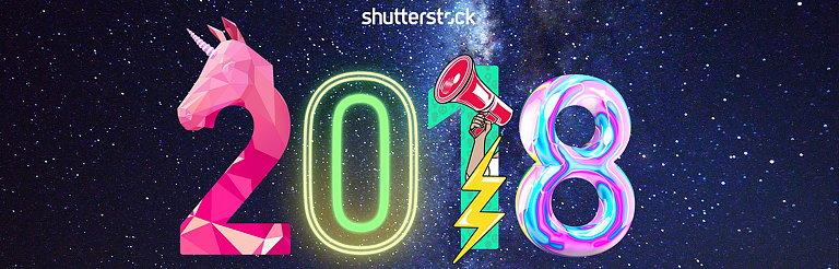 Shutterstock Releases 2018 Creative Trends Report