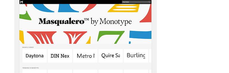 Monotype Mosaic: Cloud-Based Font Platform for Enterprises