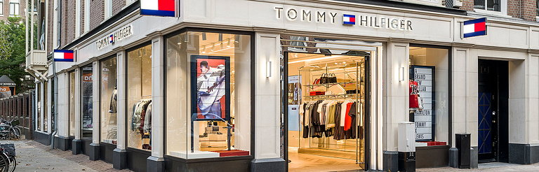 dd496c61a0a Retail Design News. New Tommy Hilfiger Amsterdam Store by rpa group