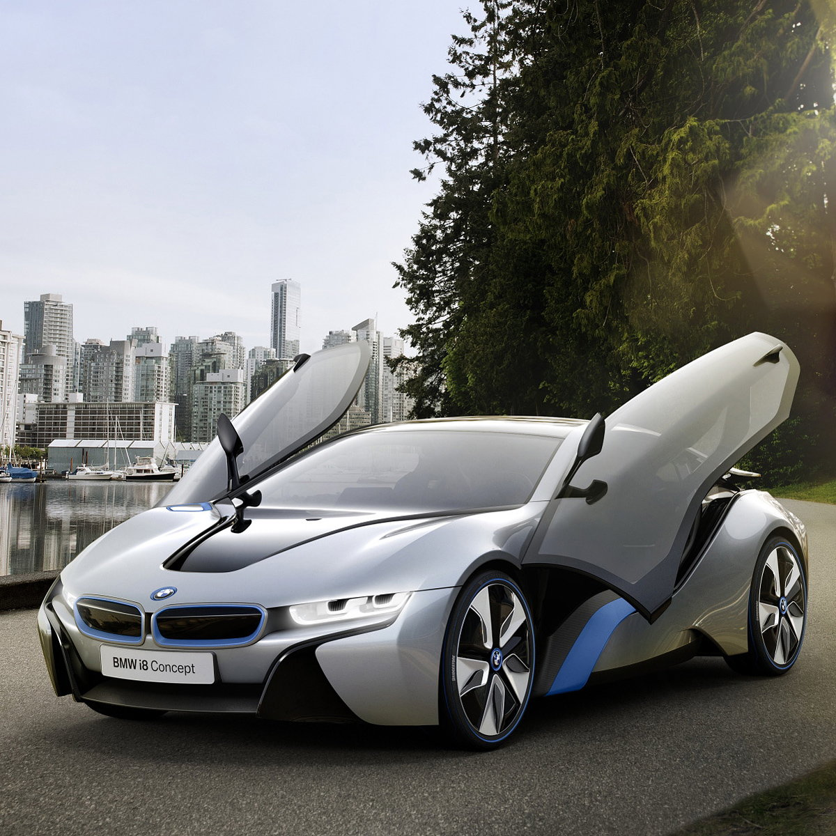 BMW i - A New Understanding of Mobility
