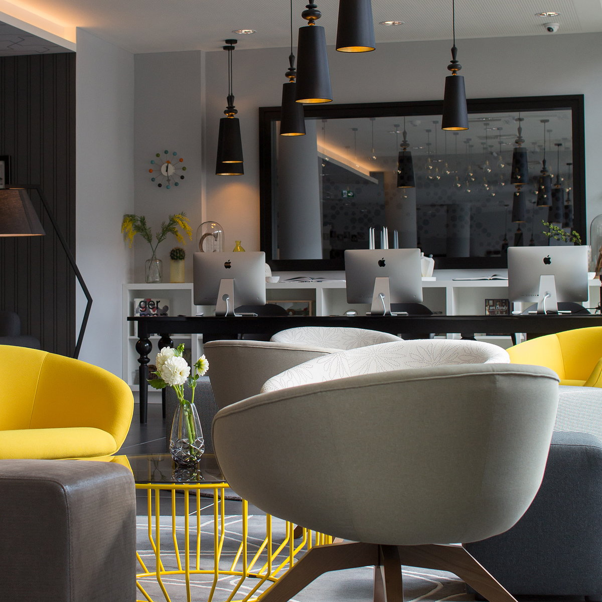 JOI-Design Creates Interiors for Capri by Fraser Frankfurt