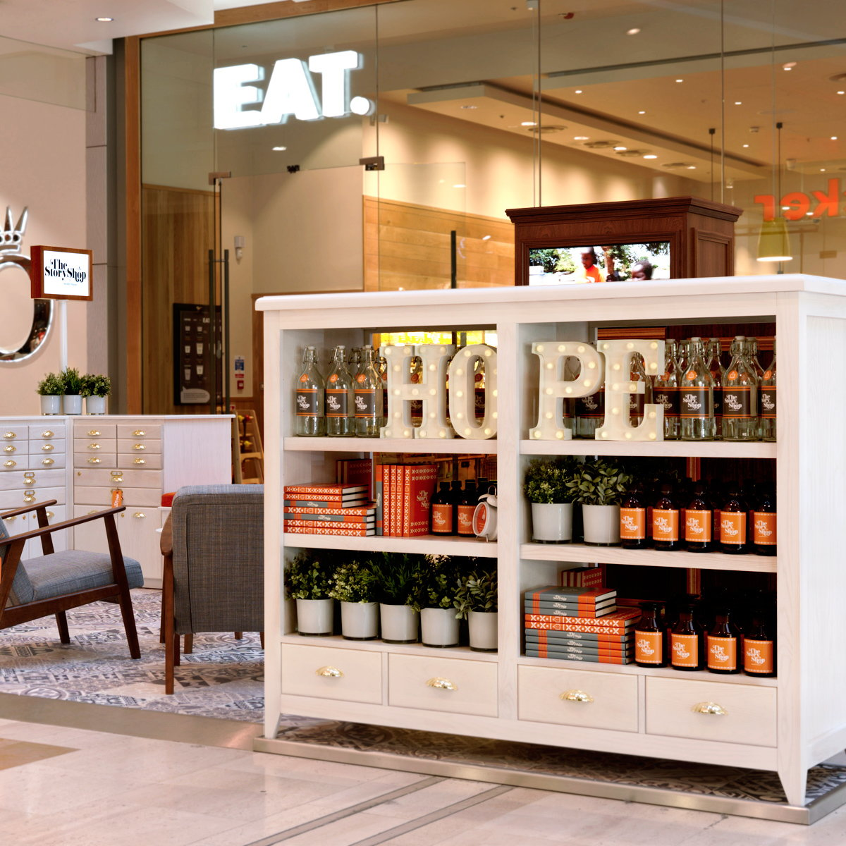 TYC's Innovative Retail Design for World Vision Goes Live at Westfield London