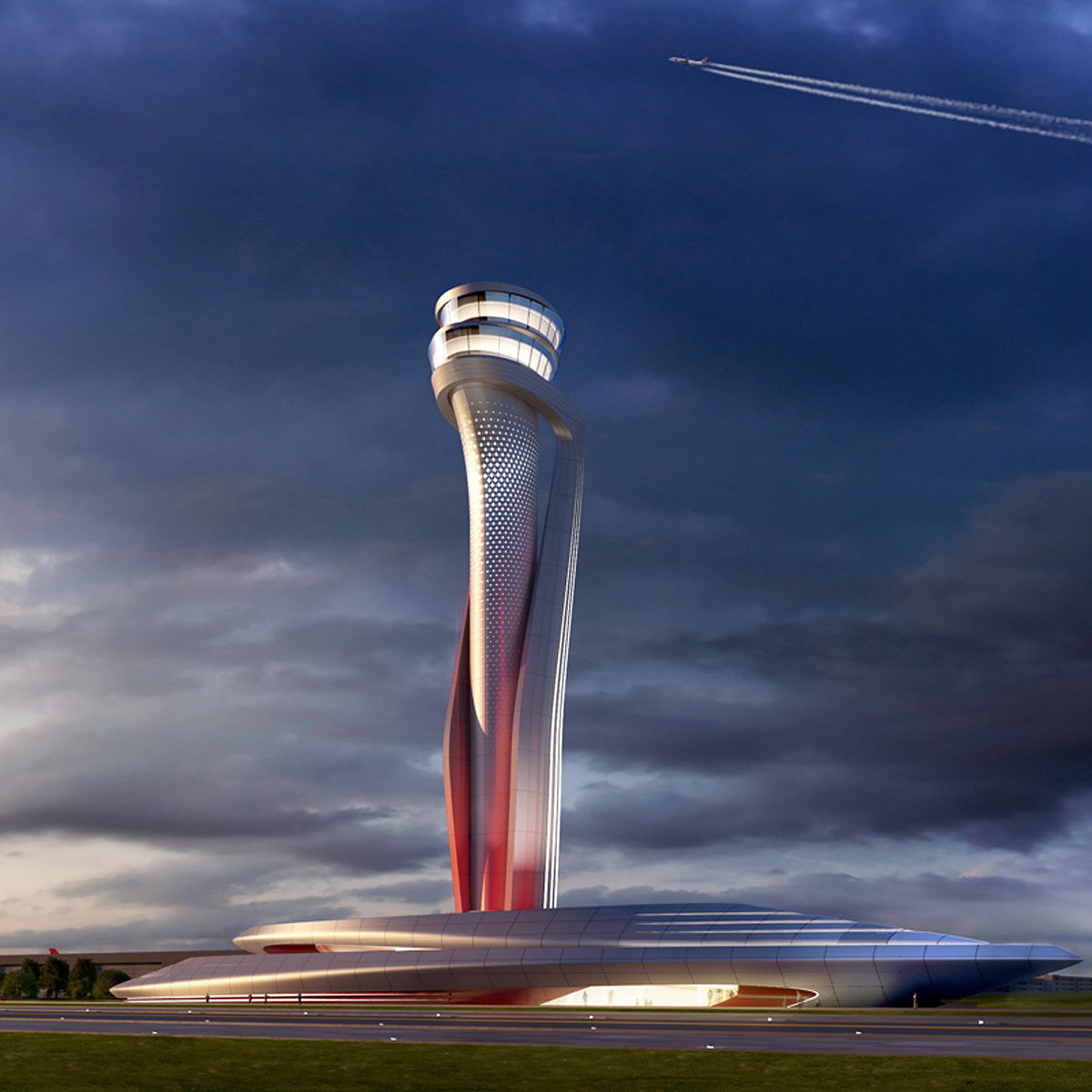 Pininfarina and AECOM Win Istanbul New Airport Design Competition