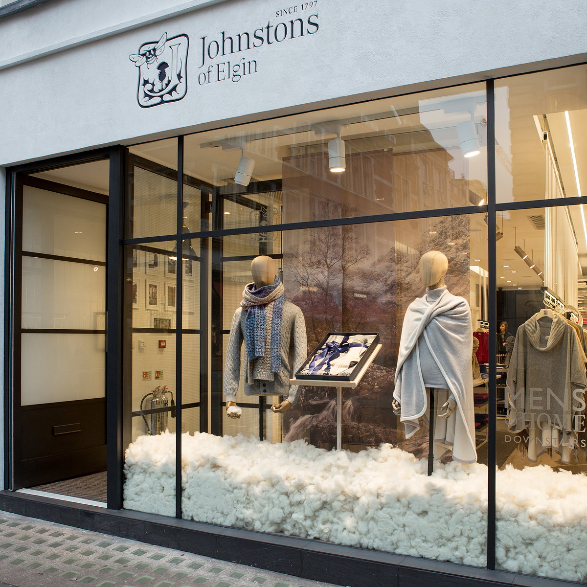 Johnstons of Elgin at 77 New Bond Street