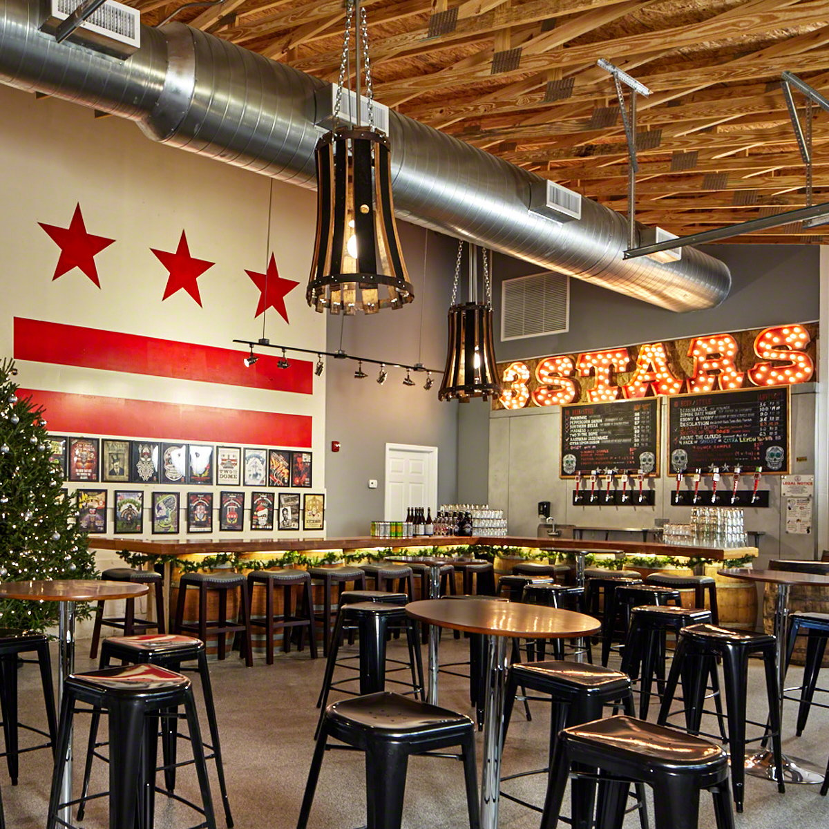 3 Stars Brewery Taps //3877 for New Project