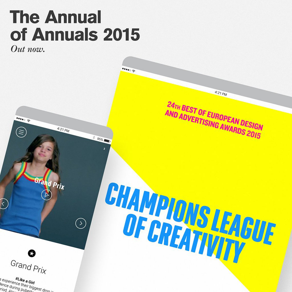 ADCE Releases the Annual of Annuals 2015