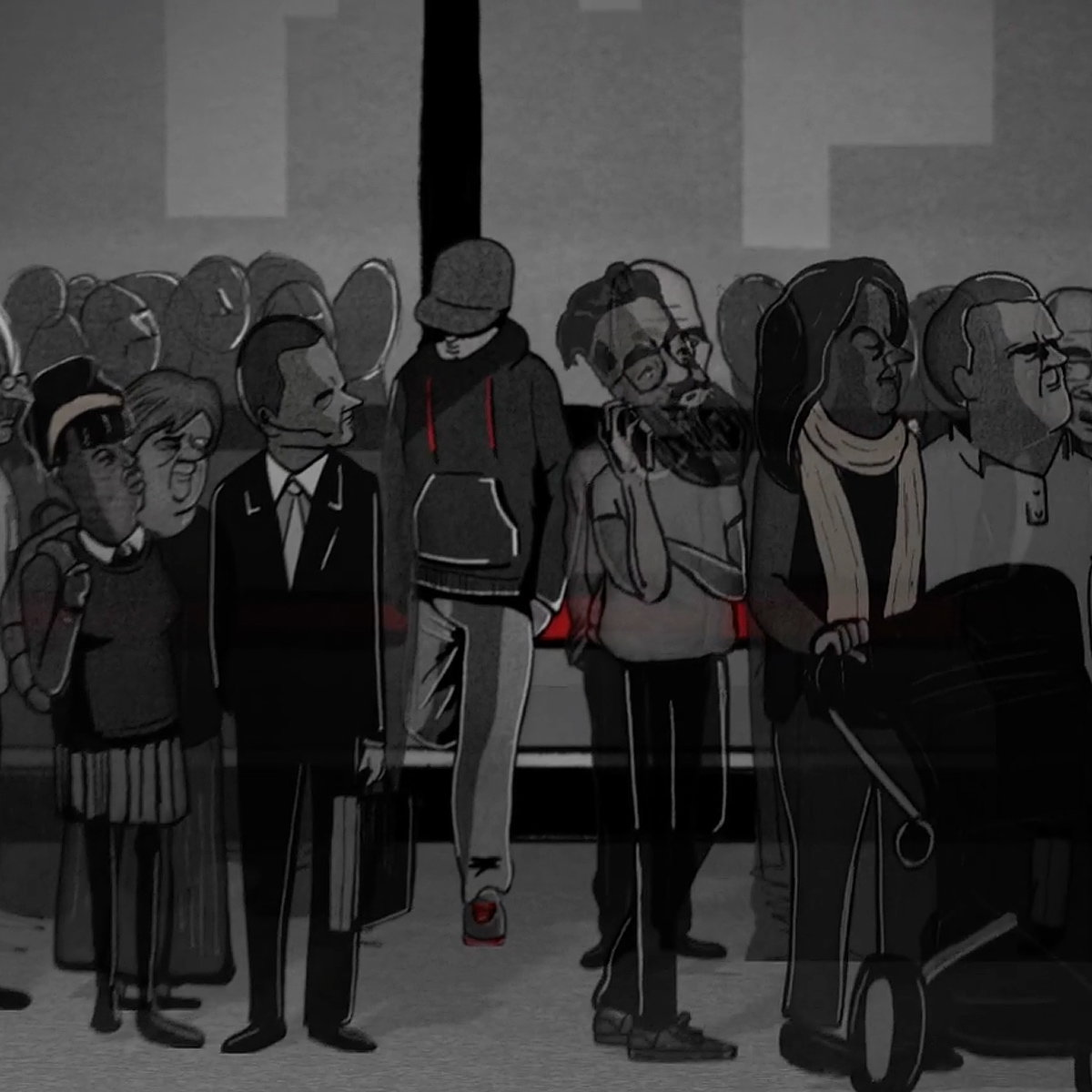 Ben Jennings Creates Animated Trailer for BOY