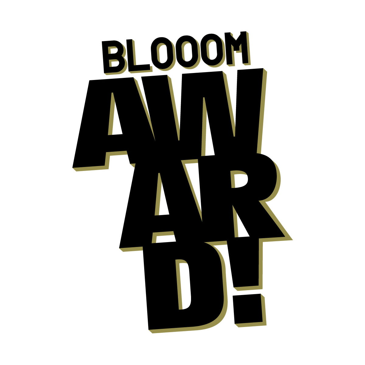 BLOOOM Award by WARSTEINER 2016