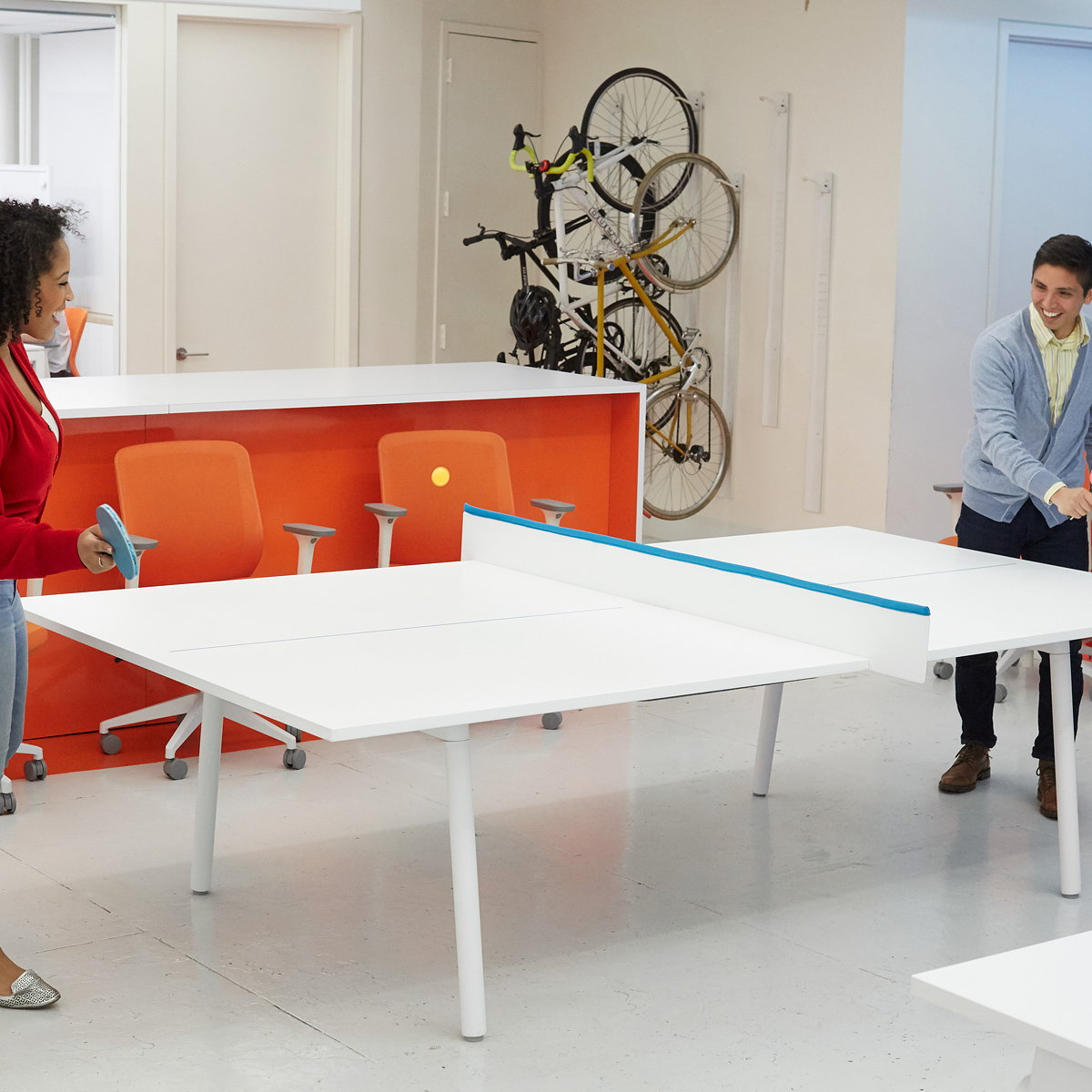 Hannah Sweet and her gf have lesbian sex on top of a ping pong table № 374371 бесплатно