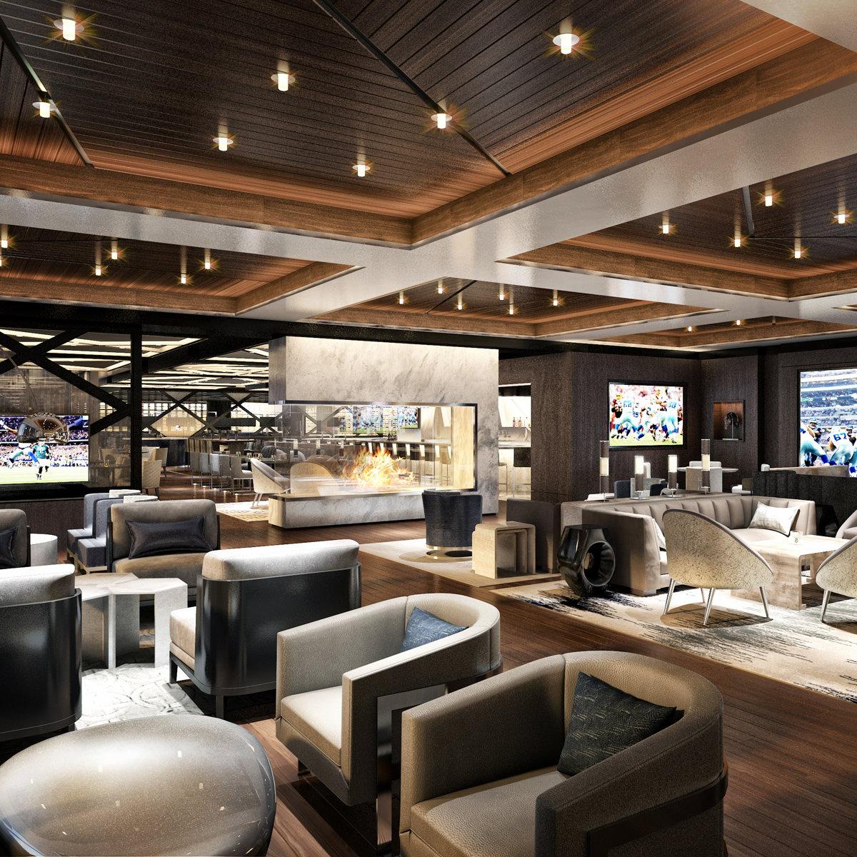 cowboys club icrave designs unrivaled experience driven sports venue