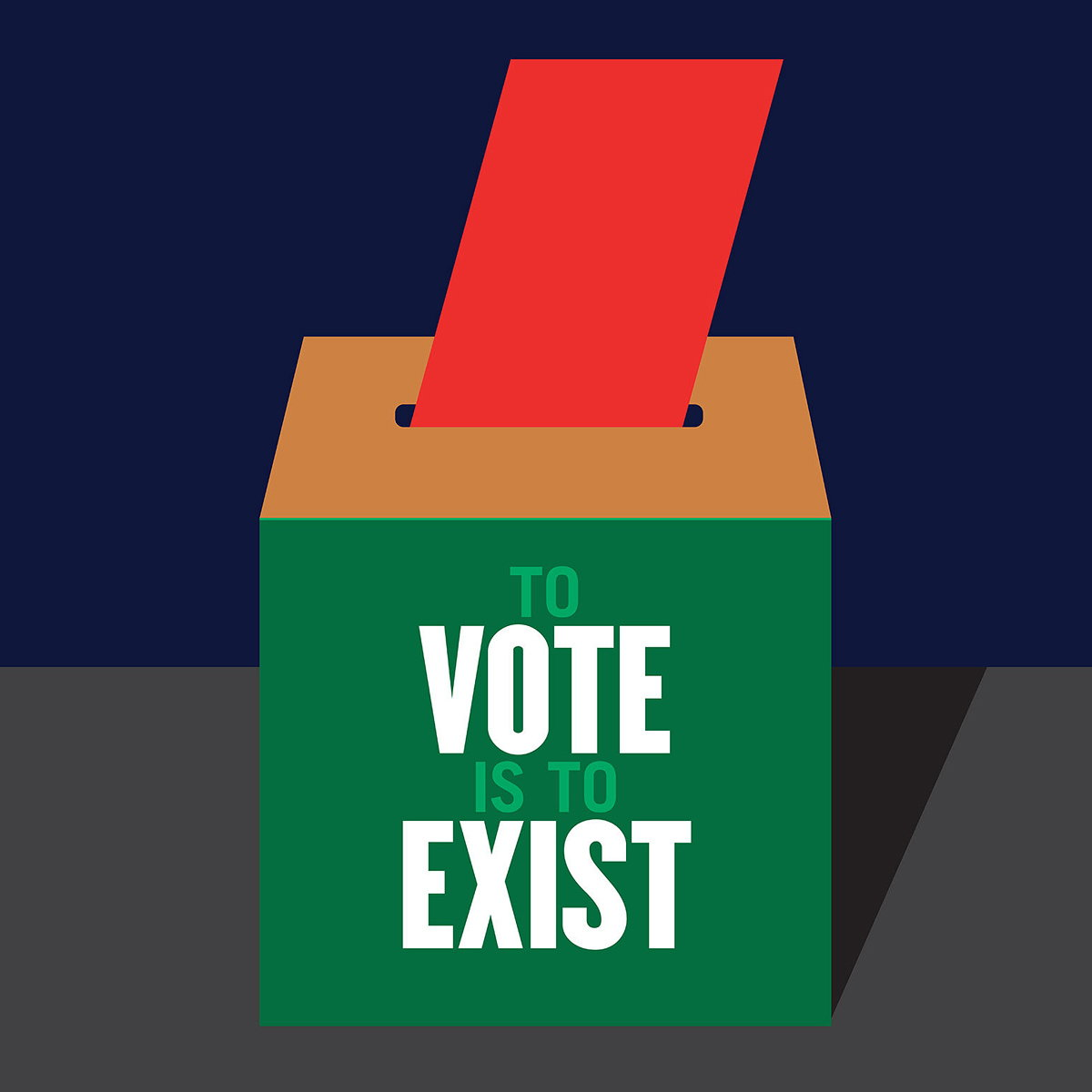 AIGA Launches 2016 Get Out The Vote Campaign