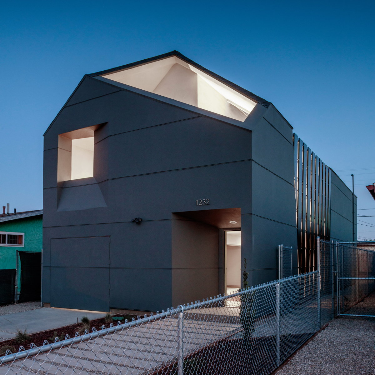SCI-Arc and Habitat LA Complete Sustainable and Affordable Home for Local Veteran and Family