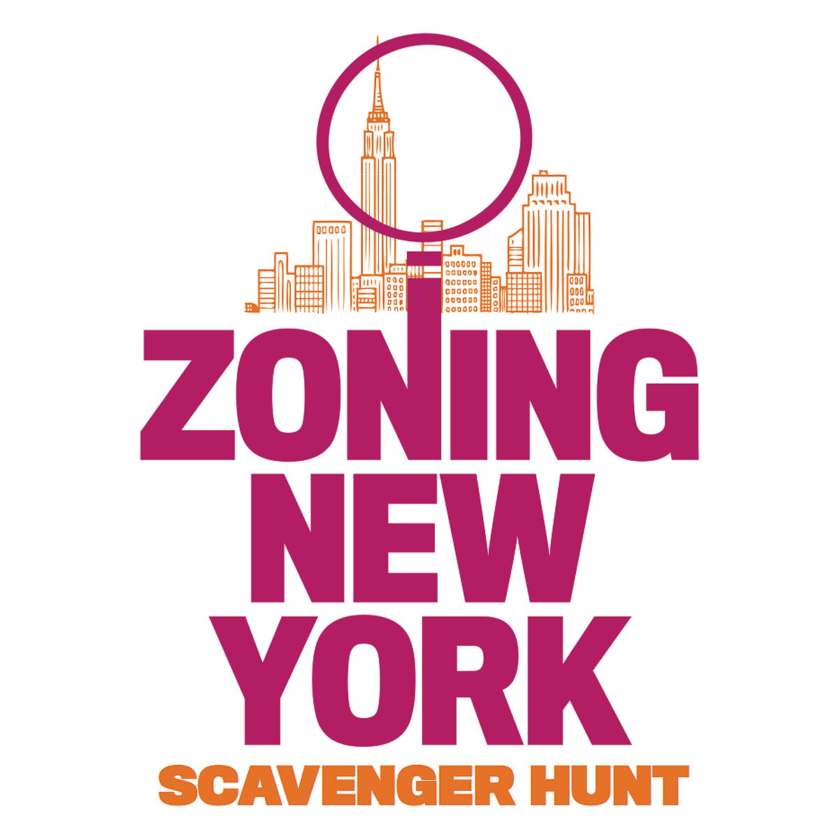 Zoning New York Scavenger Hunt