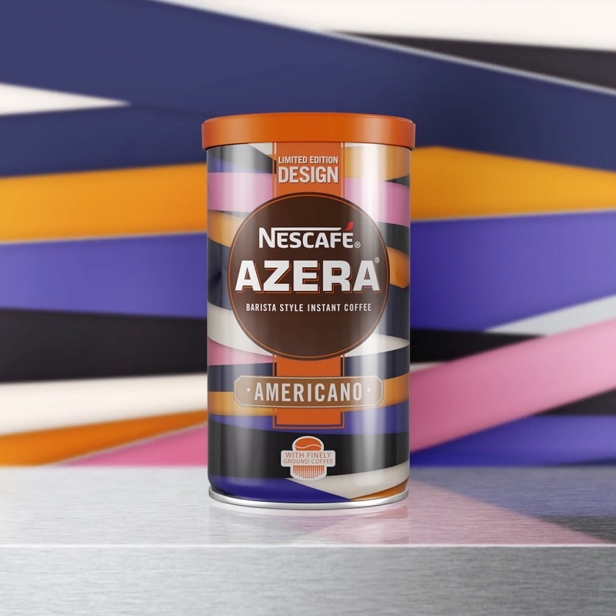 Nescafé Azera and Twelve Tap Into Young Design Talent to Launch Range of Iconic Tins