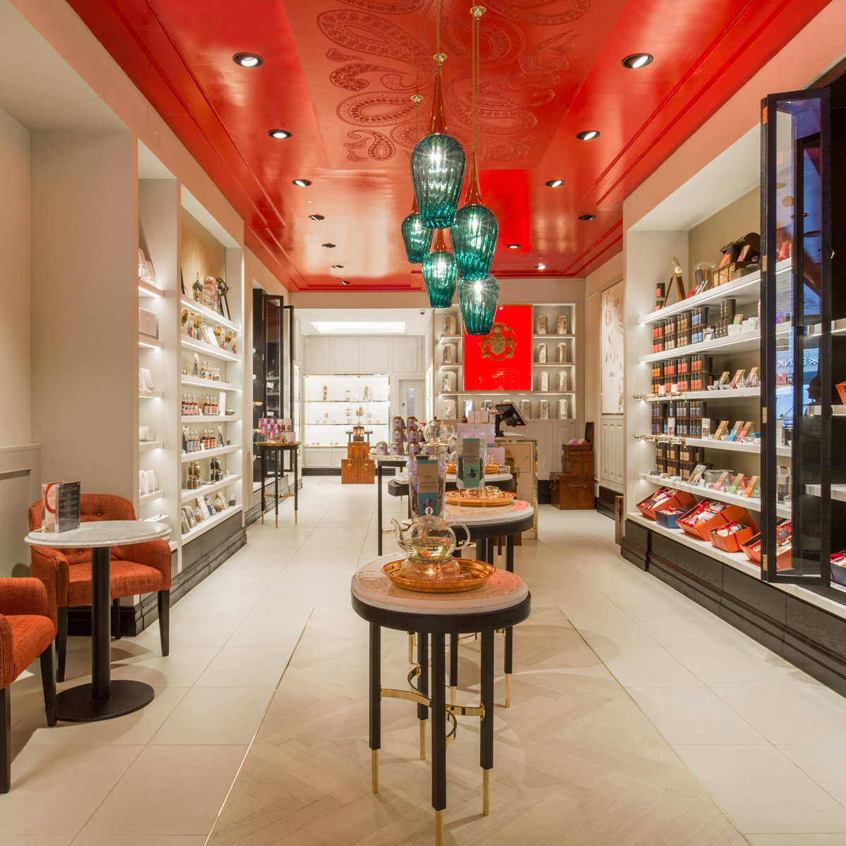 Kinnersley Kent Design Creates Scottish Flagship Store for East India Company