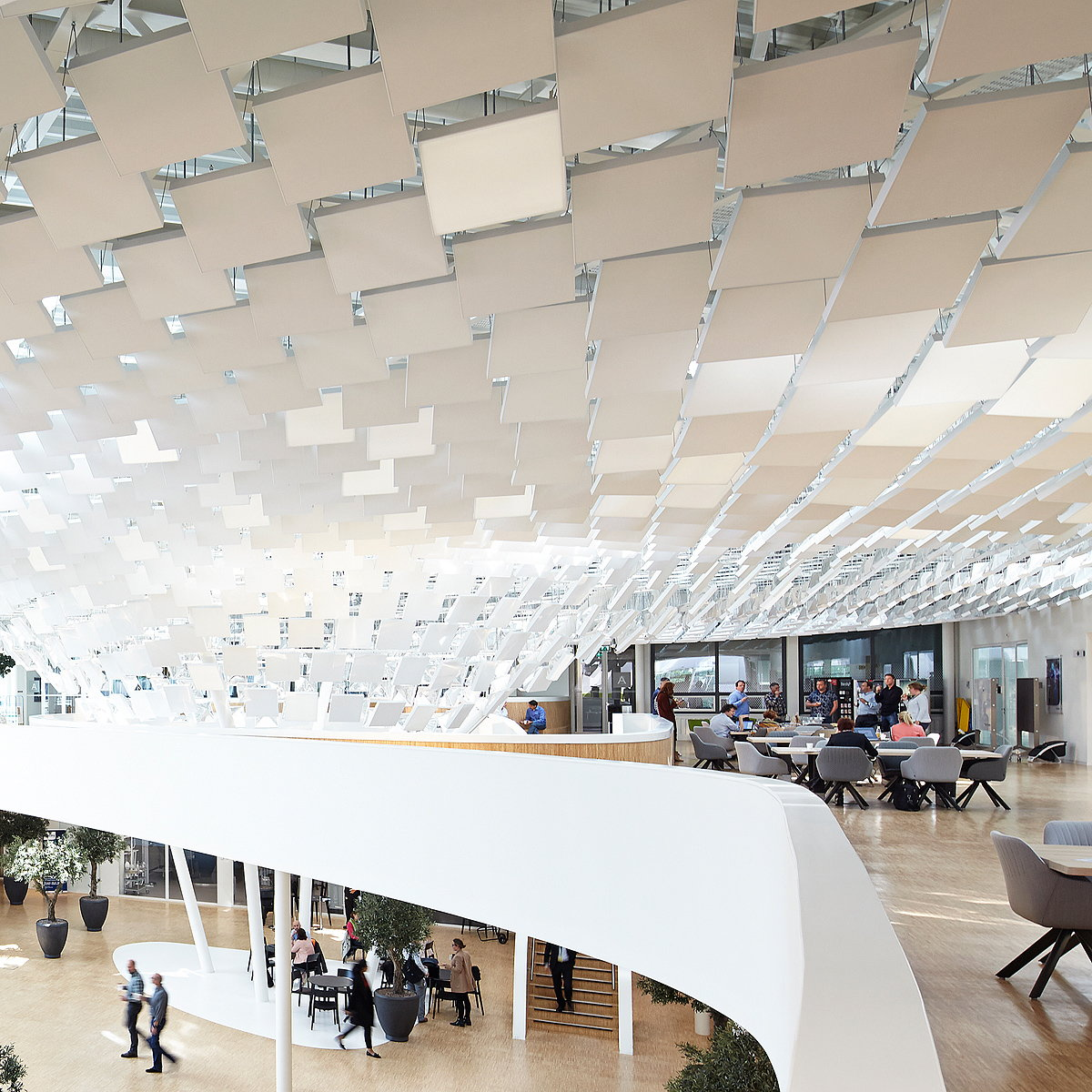 Philips Lighting Headquarters by LAVA