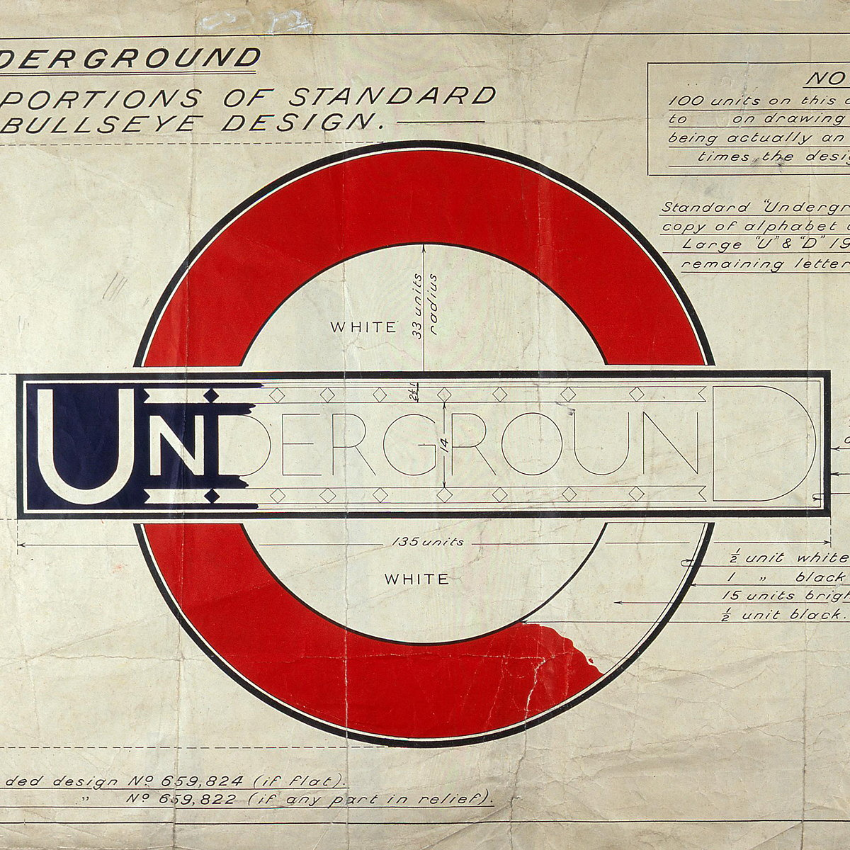 Mayor of London Nominates London Underground Logo Into the Design Museum Collection