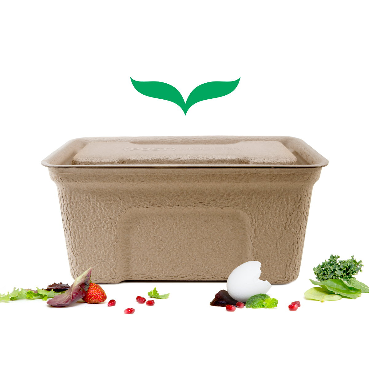 post modern compostable kitchen compost bin by platform. Black Bedroom Furniture Sets. Home Design Ideas