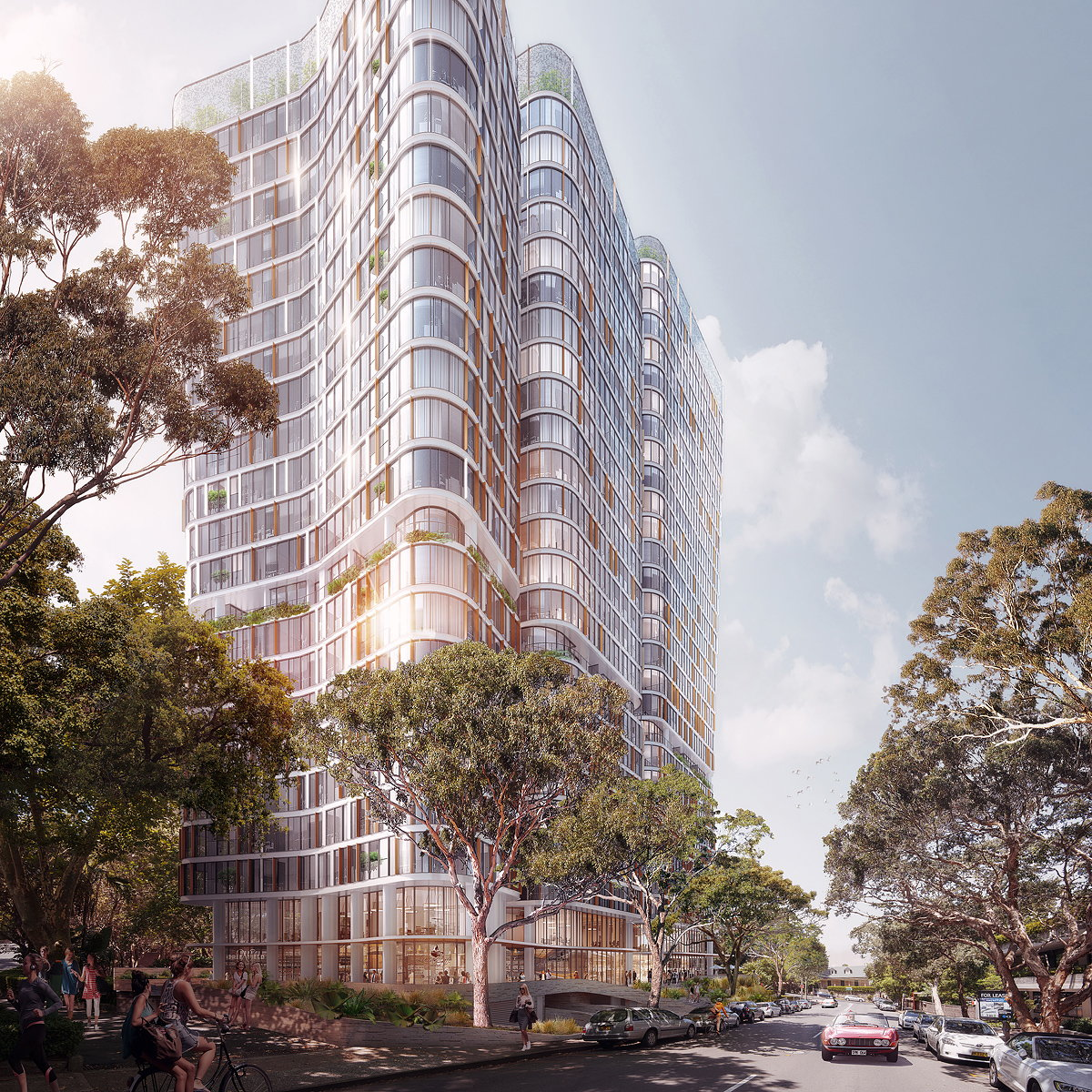 168 Walker Street - A Mixed-use Gem in the Heart of North Sydney