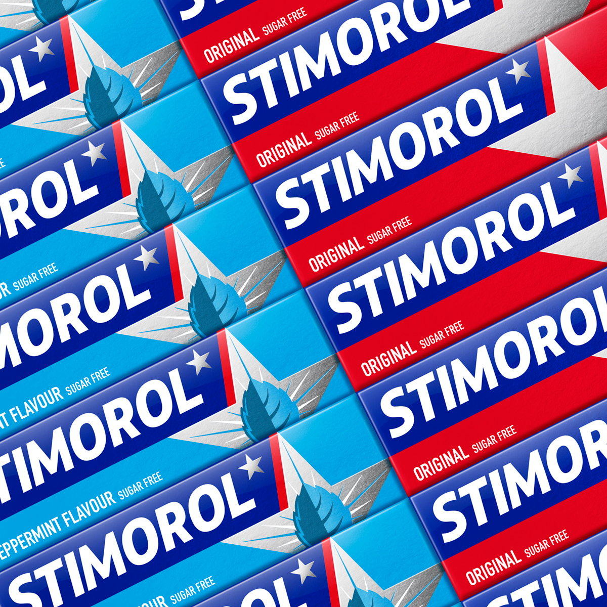 Bulletproof Creates Bold New Branding for Stimorol