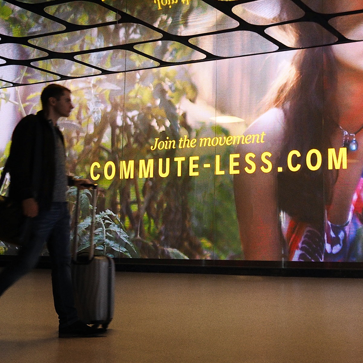 #Commuteless - The Movement for Living More