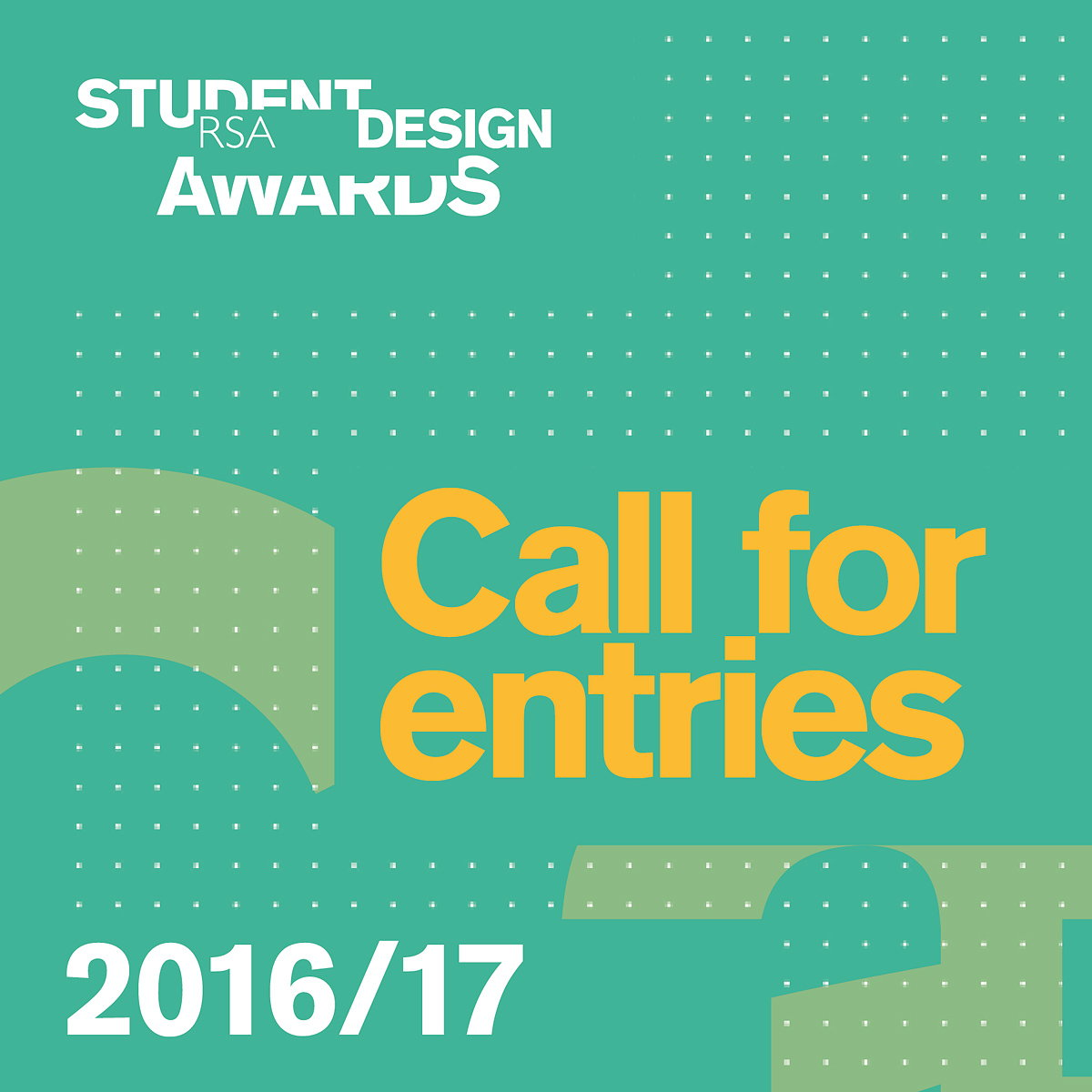 2016/2017 RSA Student Design Awards