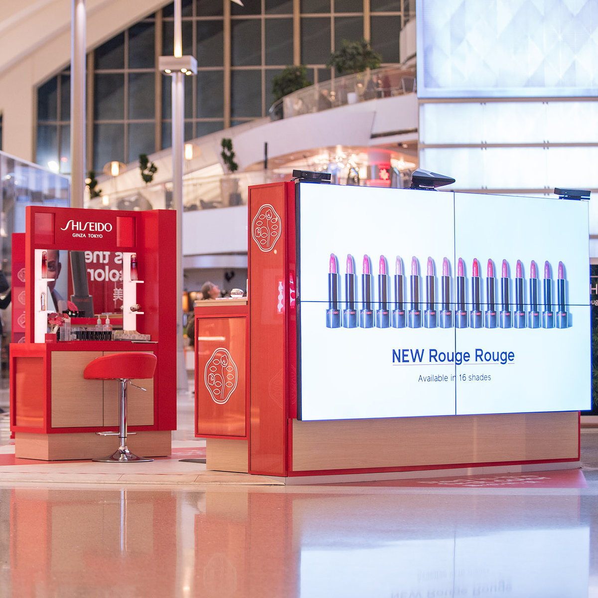 Bloom Miami Creates Shiseido's First US Retail Activation at LAX