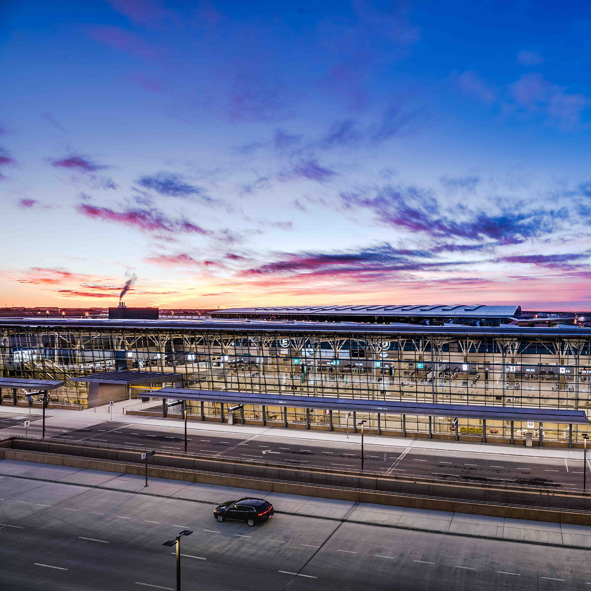 Canada's Most Iconic Airport Takes Flight