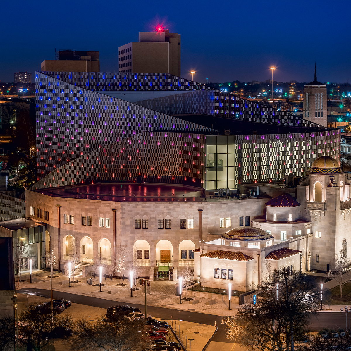 Tobin Center for the Performing Arts Recognized by the Urban Land Institute