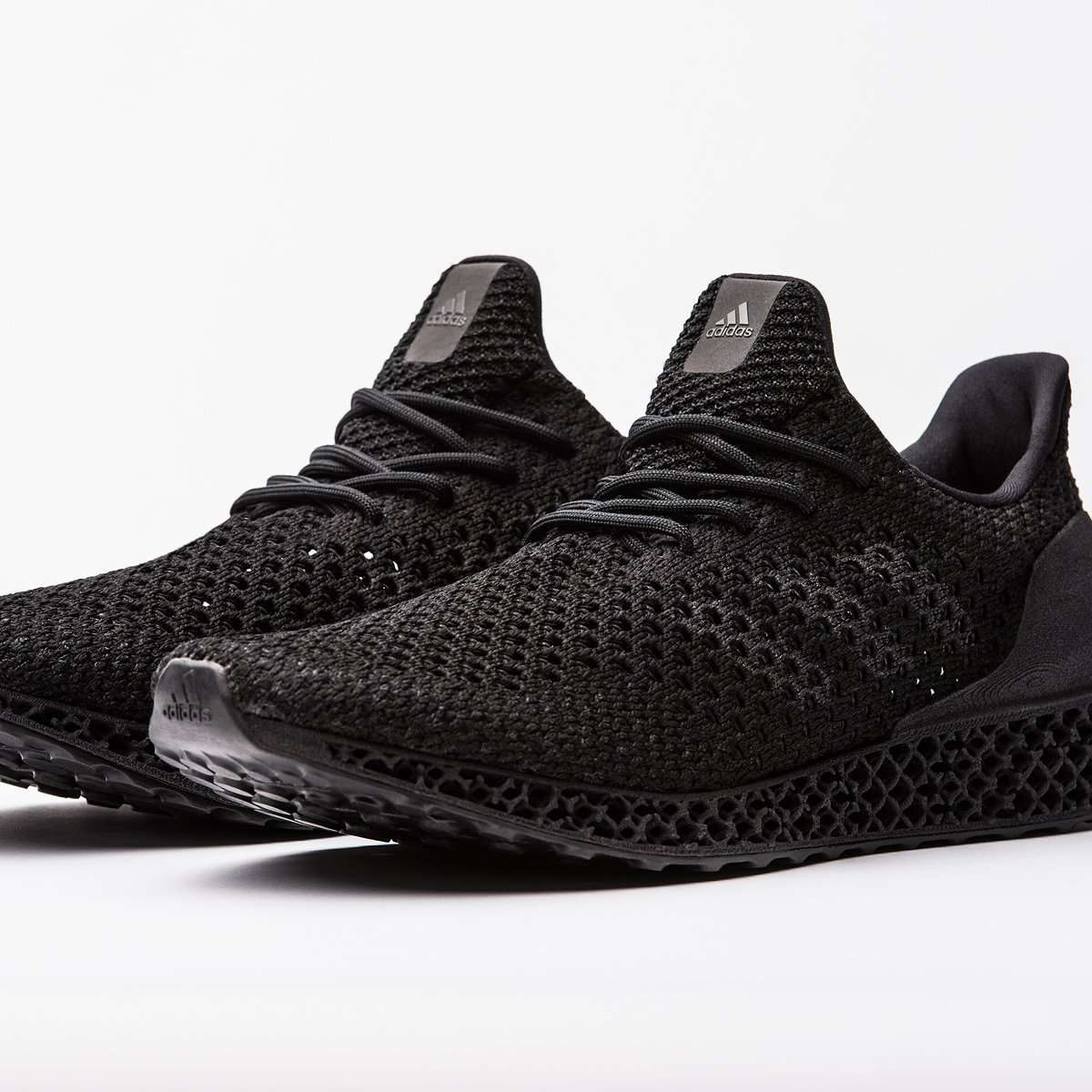 Adidas 3D Runner - First Commercial Drop of 3D Printed Running Shoes
