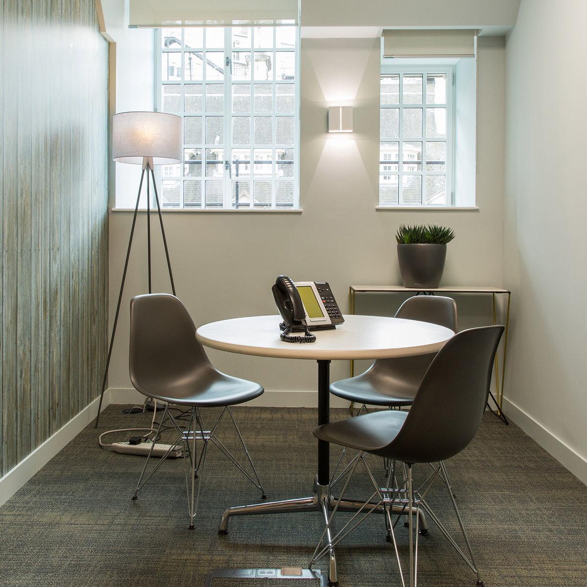 Align Completes New Workspace Interiors For Eden Mccallum