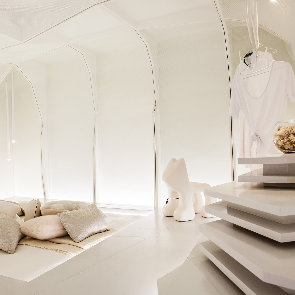 Guestroom Designs for Global Tribes - Sleep Set Competition Reveals New Ways of Looking at Hotel Design