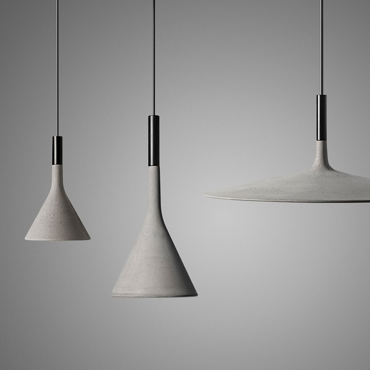 Foscarini Aplomb Large by Lucidi and Pevere