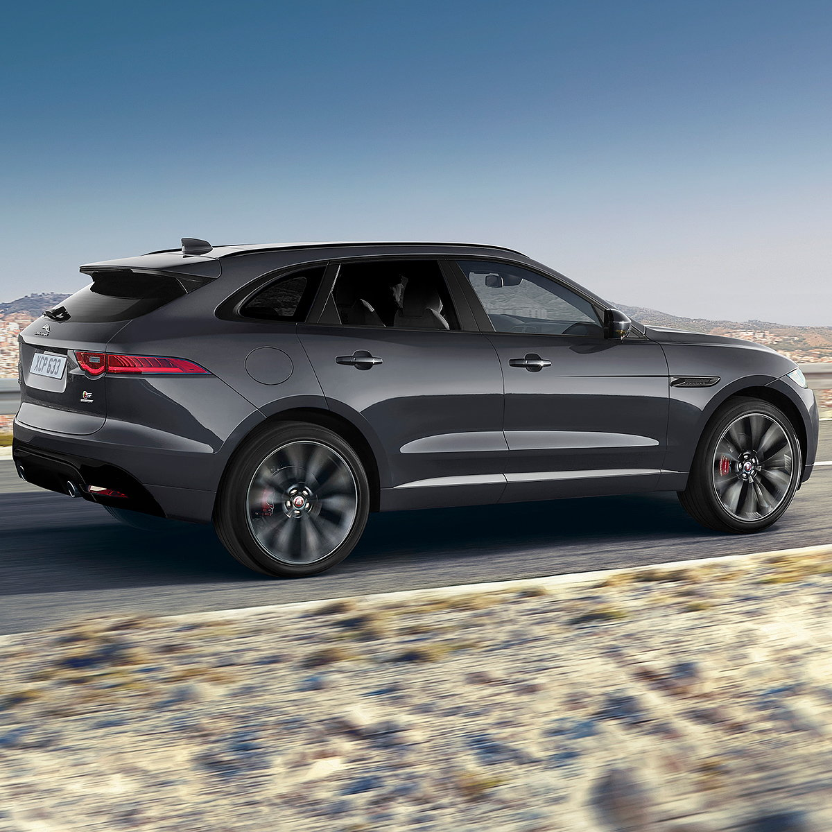 Jaguar Cx17 Release Date: Jaguar F-Pace Designer Edition