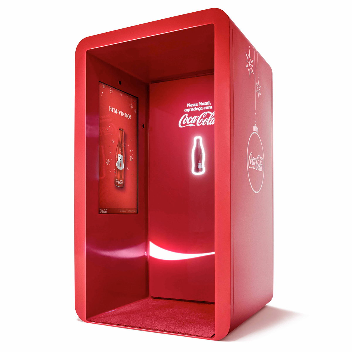 J. Walter Thompson Brazil Creates Thanks Box for Coca-Cola