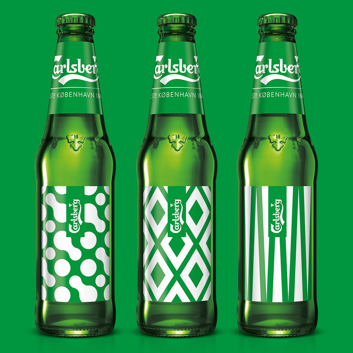 Carlsberg Limited Edition København Collection by Taxi Studio