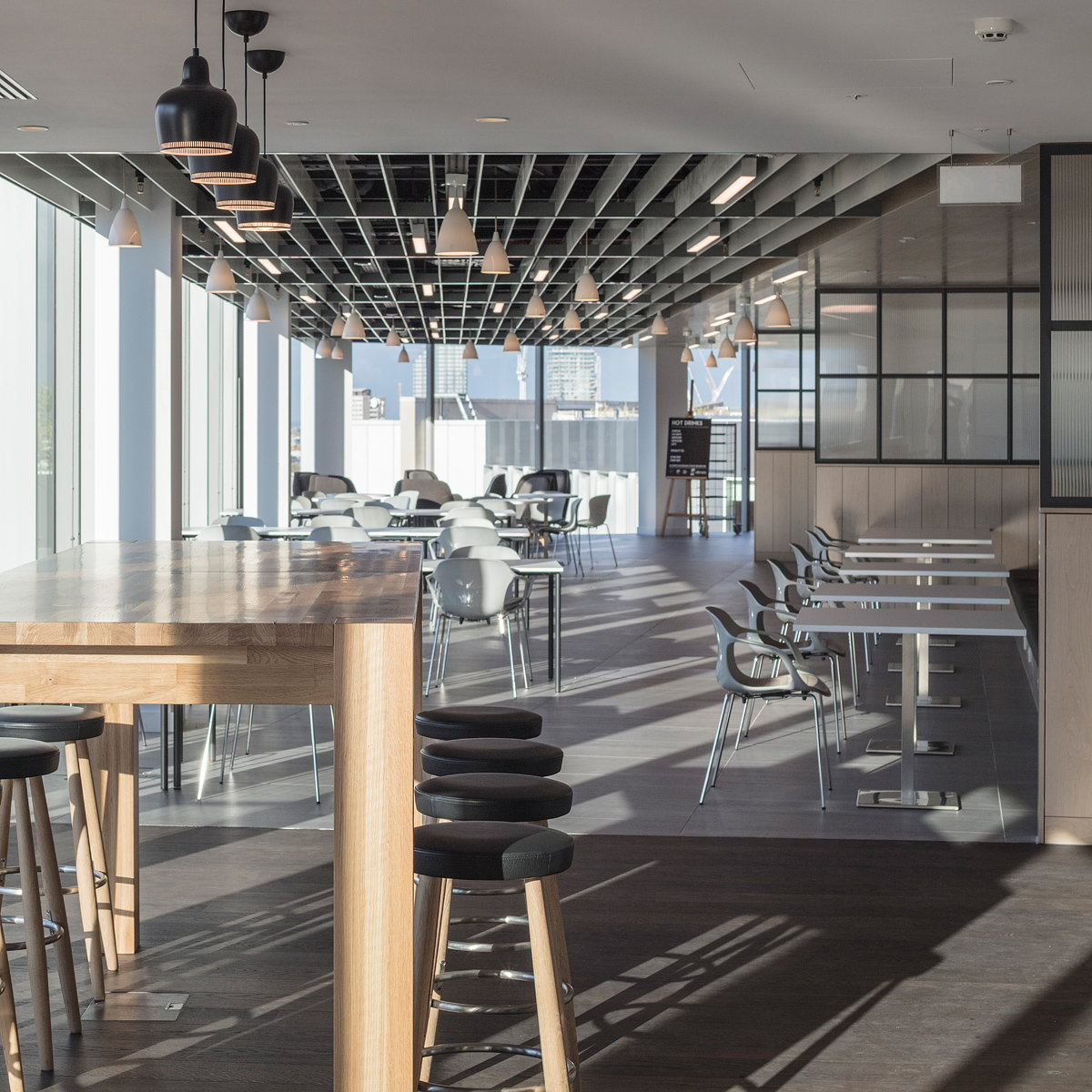 MCM Architecture Completes Fit-out of Bird & Bird's New ... Mcm Architect