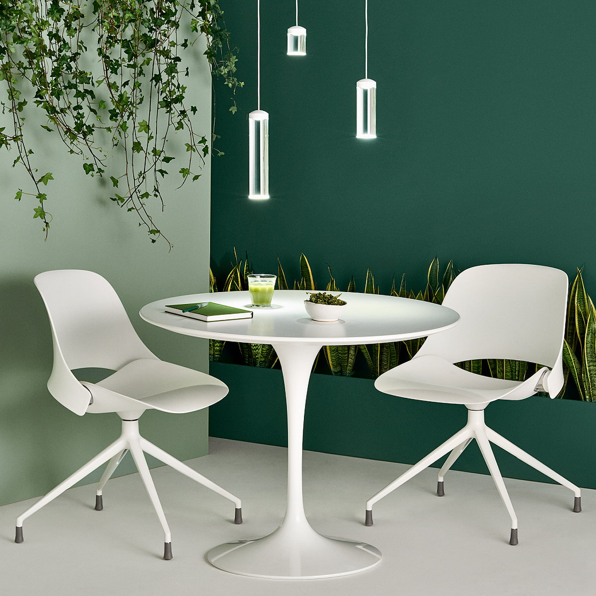 Humanscale RE:CHARGE Café by Todd Bracher