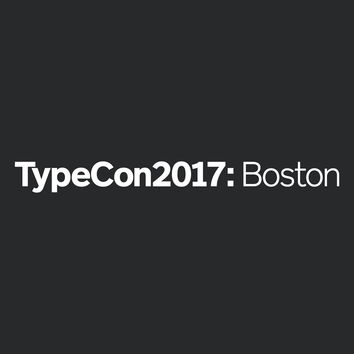 TypeCon2017 - Call for Programming
