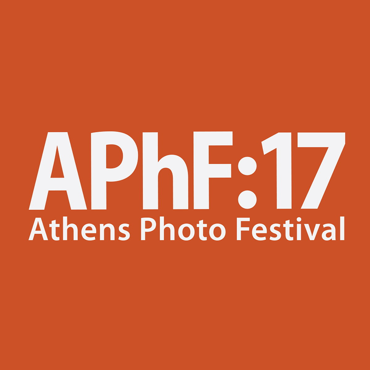 Athens Photo Festival 2017 - Call for Entries