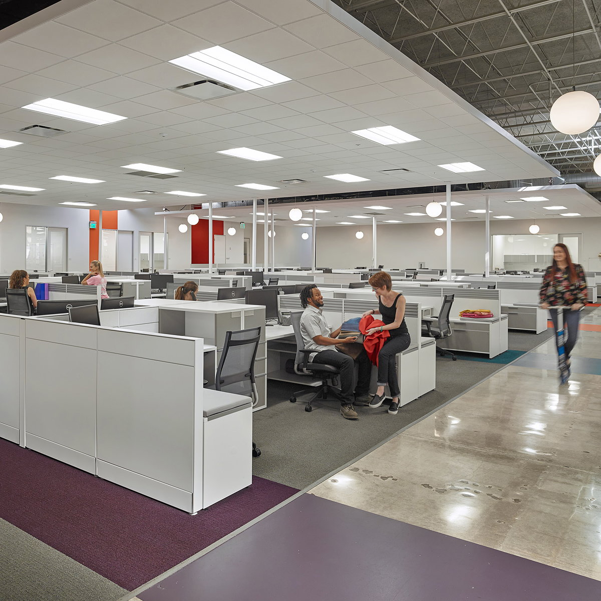 Stantec Designs Headquarters for Valley Forge Fabrics