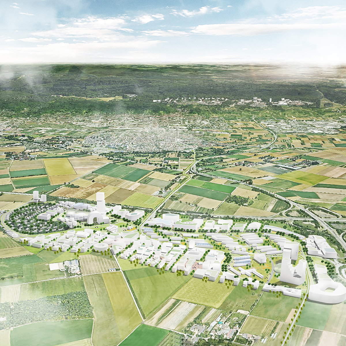 US Military Site in Heidelberg Will Become Future Knowledge City