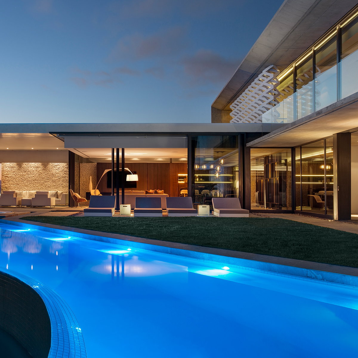 City Villa by ARRCC