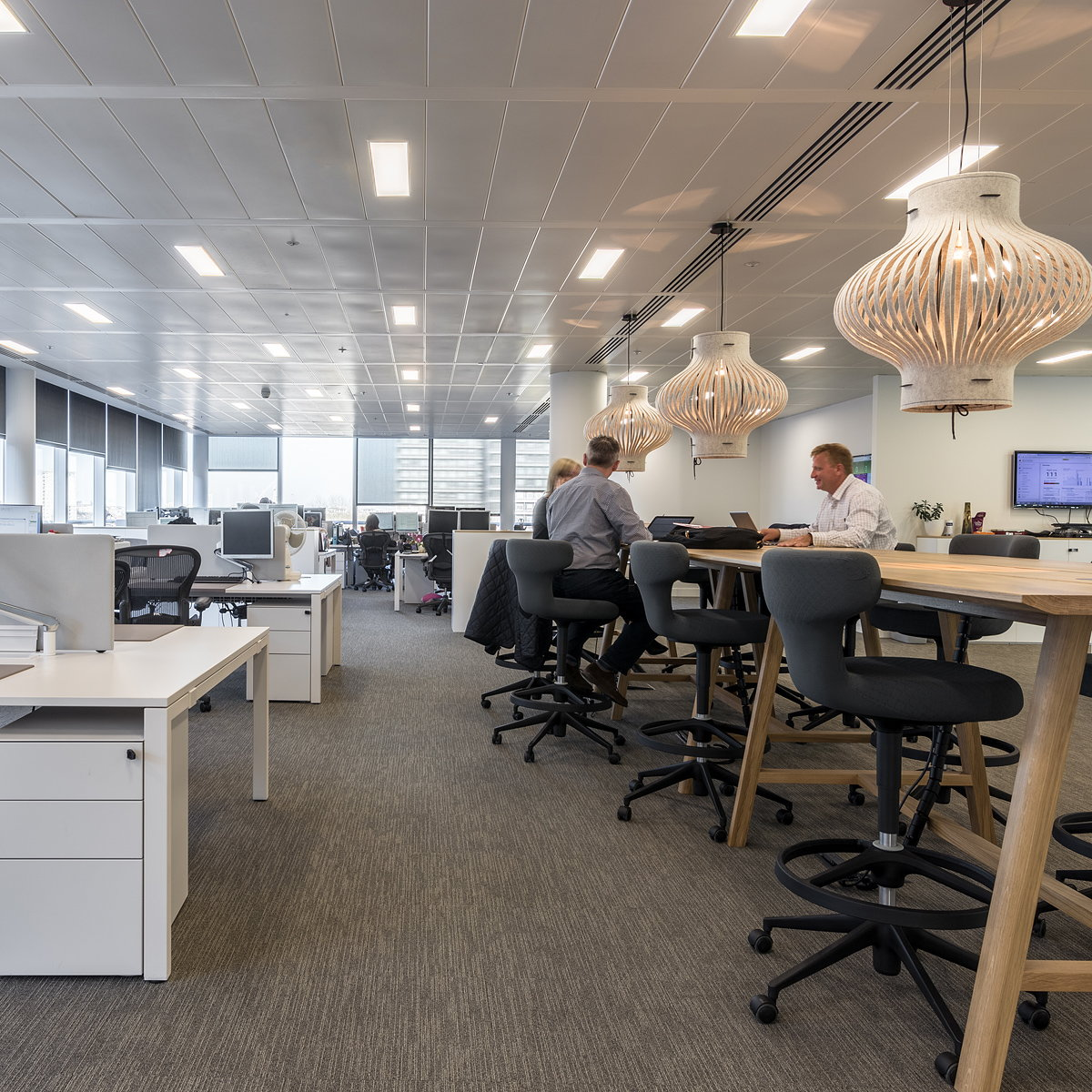 align Creates New London Offices for Cathay Pacific