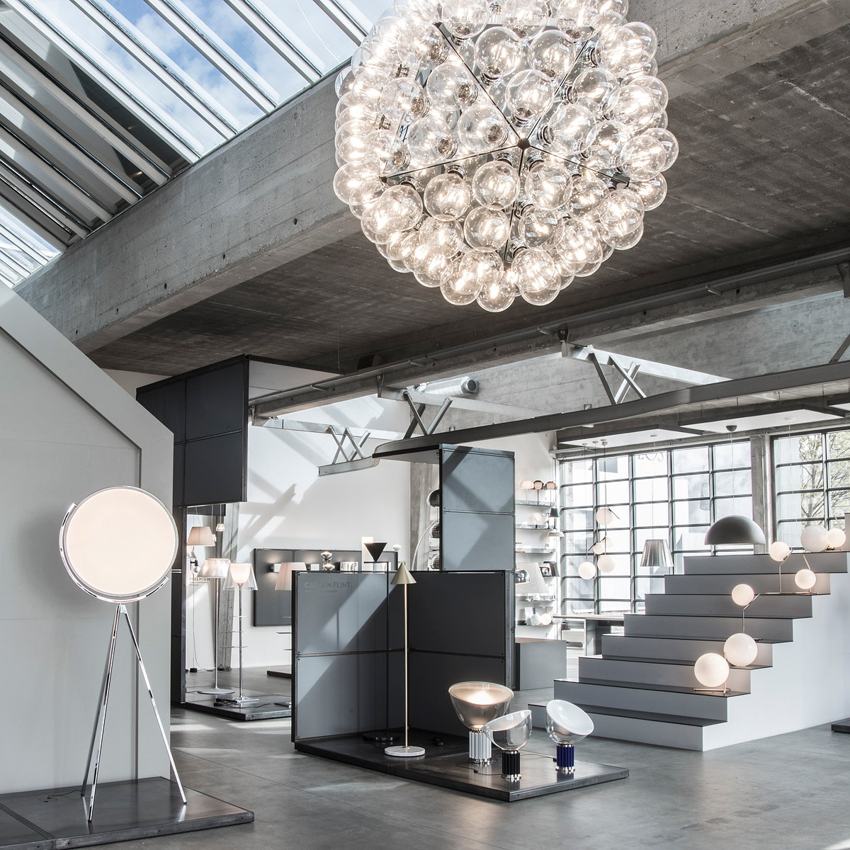 OEO Studio Redesigns FLOS Scandinavia Showroom