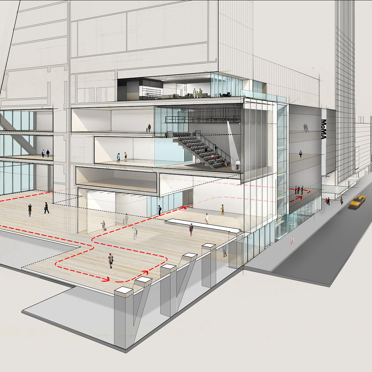 MoMA Completes First Phase of Renovation and Reveals Final Expansion Design